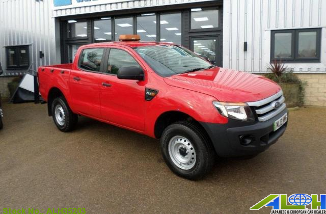 8563 Japan Used 2013 Ford Ford Ranger Pickup Double Cabs For Sale