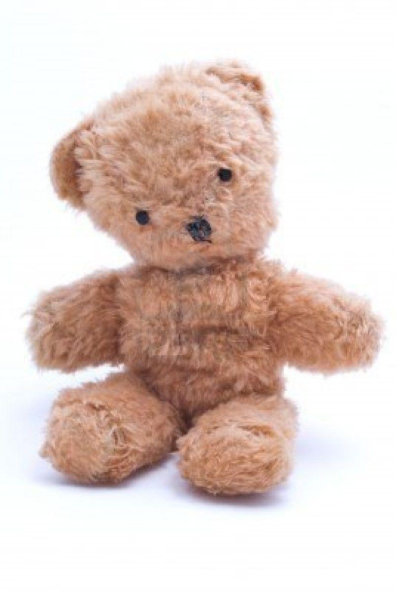 Old Teddy Bear From The Early 1960s Old Teddy Bears Cuddly Teddy Bear Teddy Bear