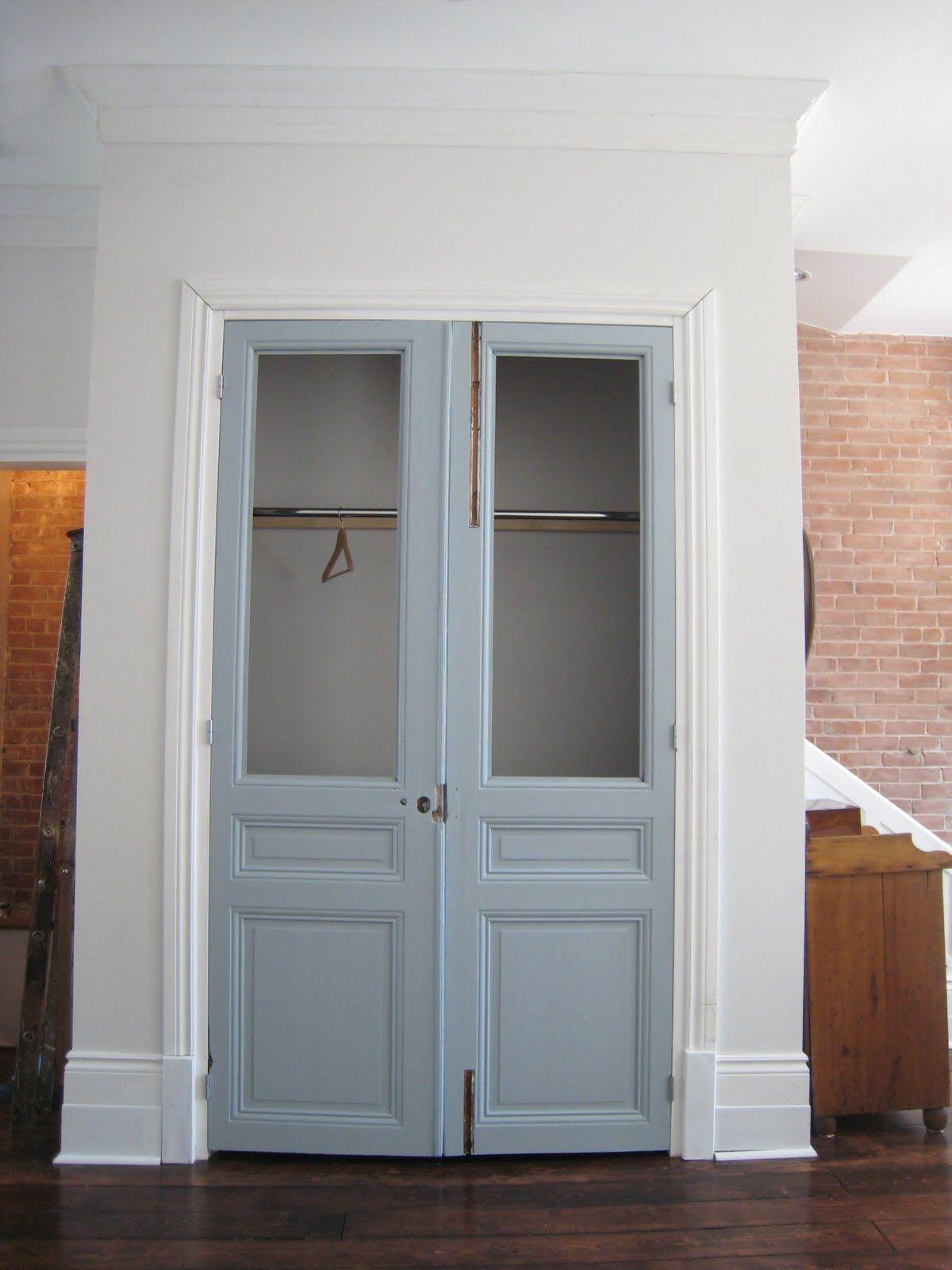 Elegant Image Of: Bifold Closet Doors Miami
