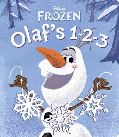Count 1 to 10 with Olaf the snowman.