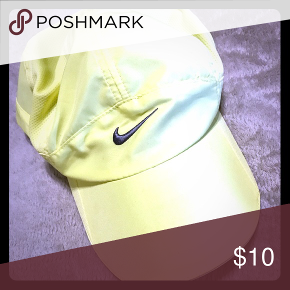 Nike moisture wicking running hat EUC Great hat for running or walking Nike Accessories Hats
