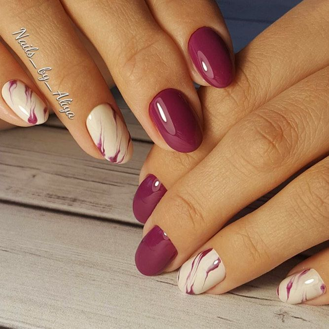 Best Fun Designs For Short Classy Nails 2018   Classy nails, Jealous ...