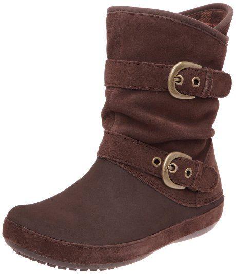 500 Botines Suede 12351 Crocs Boot 060 Buckle Berryessa 0OyvmnwN8