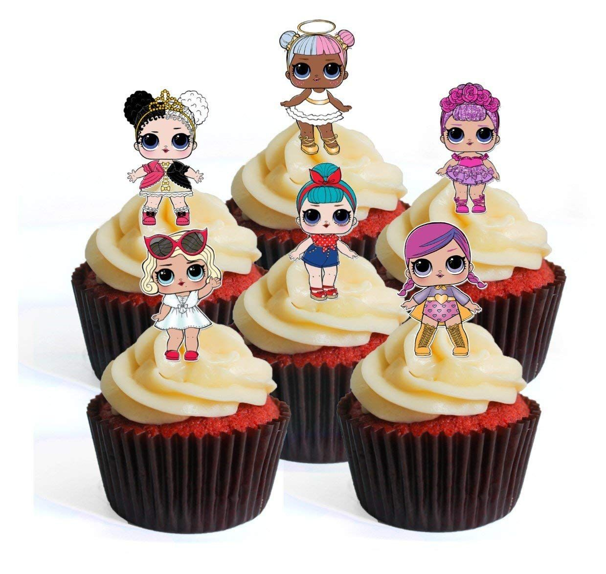 edible cake toppers uk