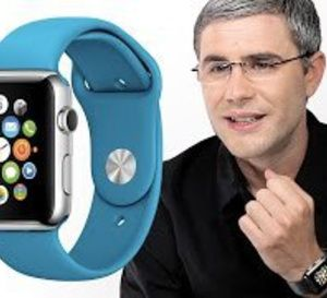 parodie pub apple watch
