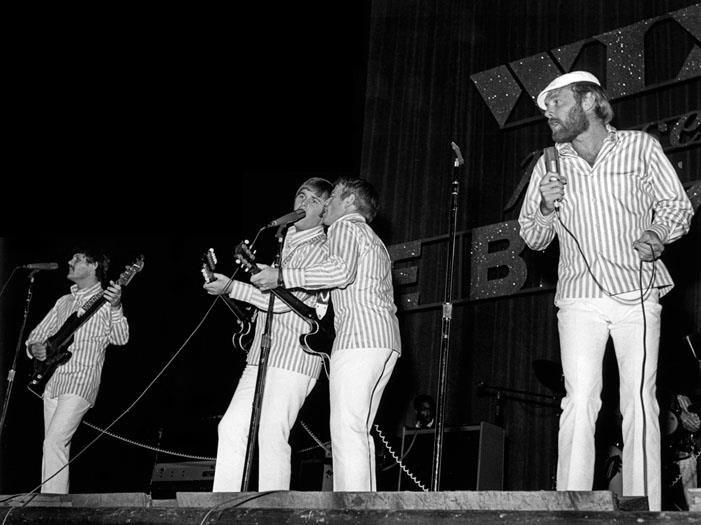 Beach Boys Rock Cleveland 1967 The
