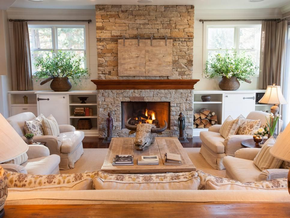 InstagramWorthy Fireplaces to Warm Your Toes By is part of Traditional Warm Living Room - The design pros at HGTV are sharing their favorite pics of fireplaces that are sure to warm up your Instagram feed