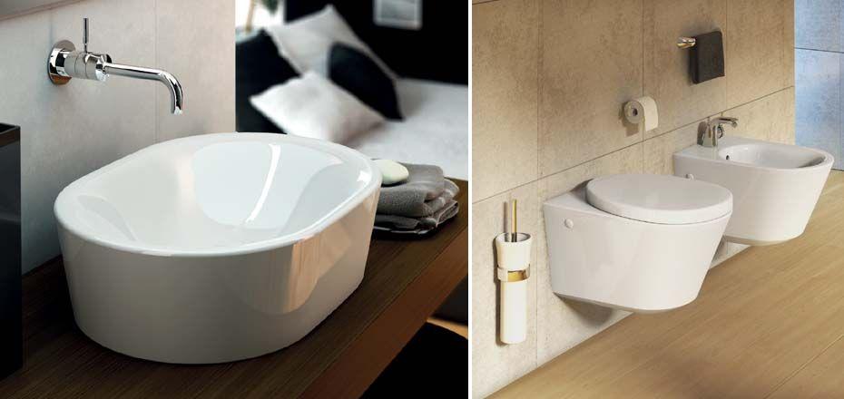 Klosetts | WCs | Tonic | Keramik | Ideal Standard | Artefakt ...