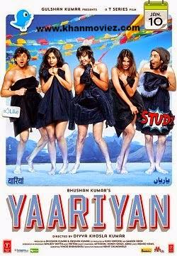 Yaariyan Movie 2014