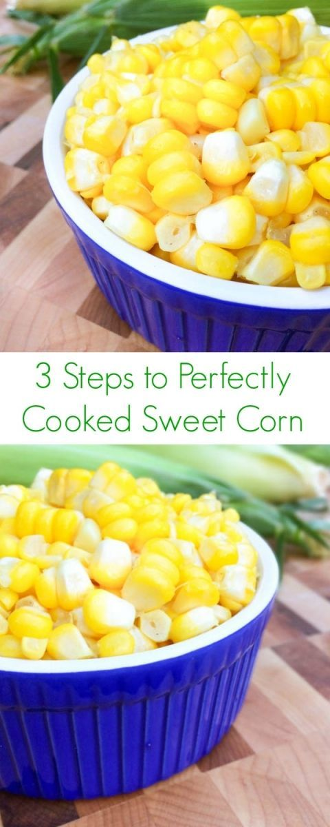 Best Way to Cook Corn on the Cob | Recipe | Cooking sweet ...