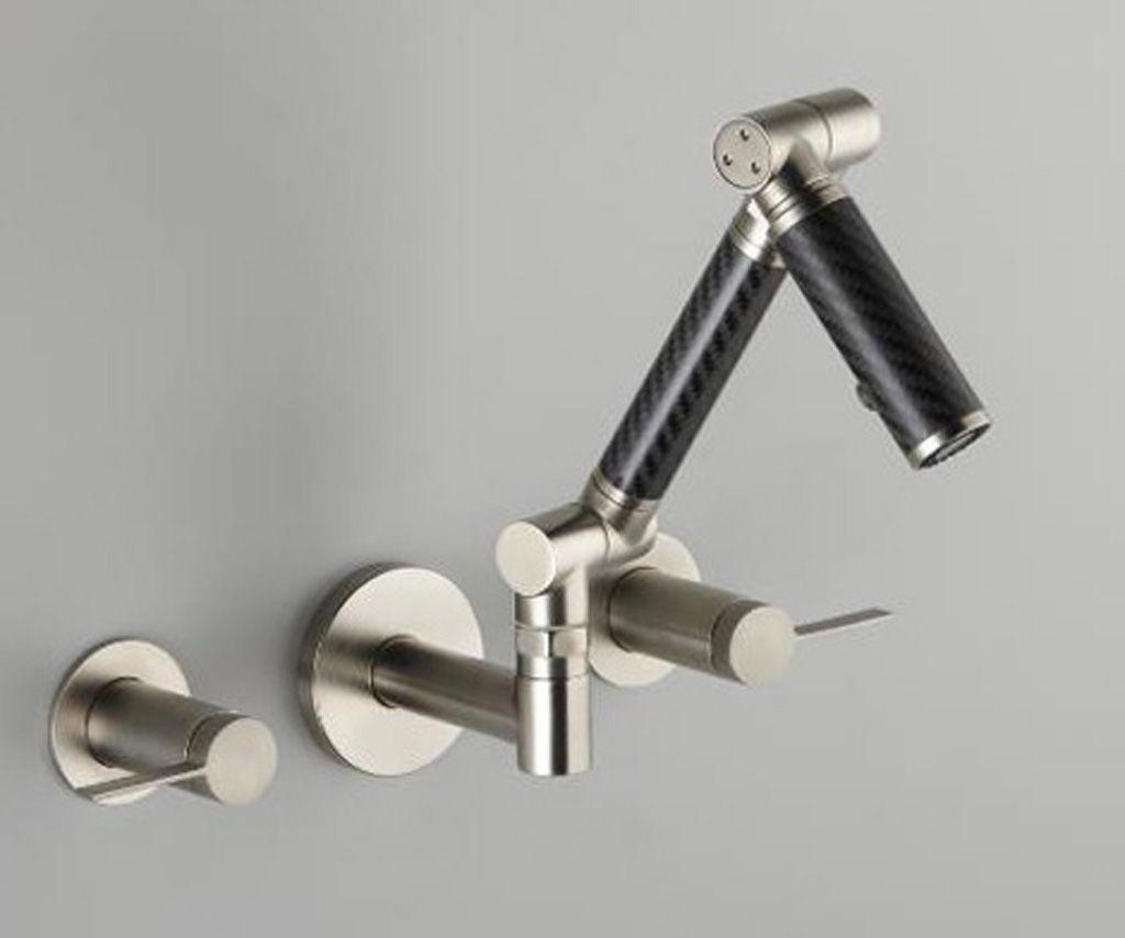 Unique Ideas, Looks Like A #robot Faucet