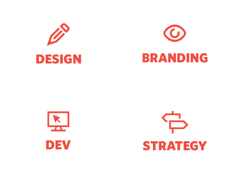 Dribbble Services Icons Png By Dison Du Branding Design Icon Icon Design