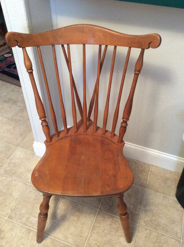 S Bent U0026 Brothers Colonial Windsor Chairs