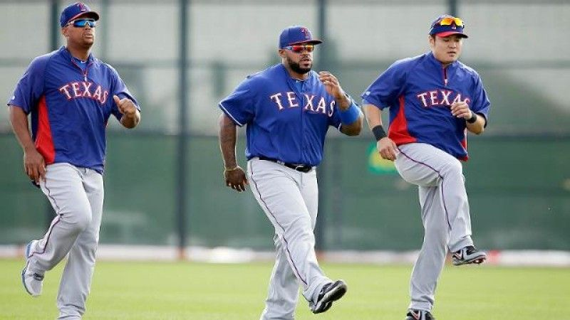 Spring Training Report Texas Rangers Chris Lacey FanRag - training report
