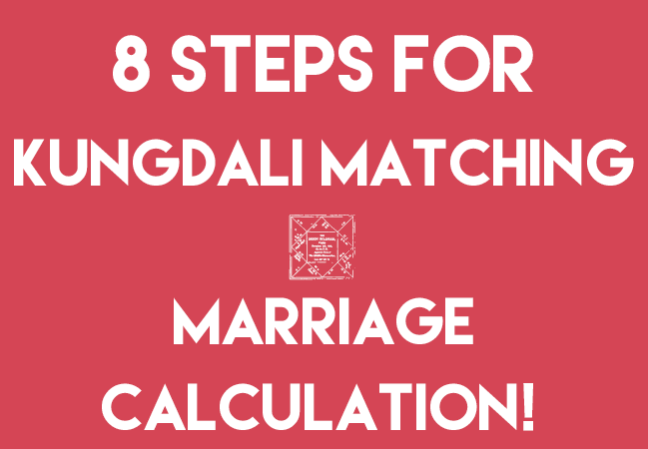 Kundali matchmaking for marriage