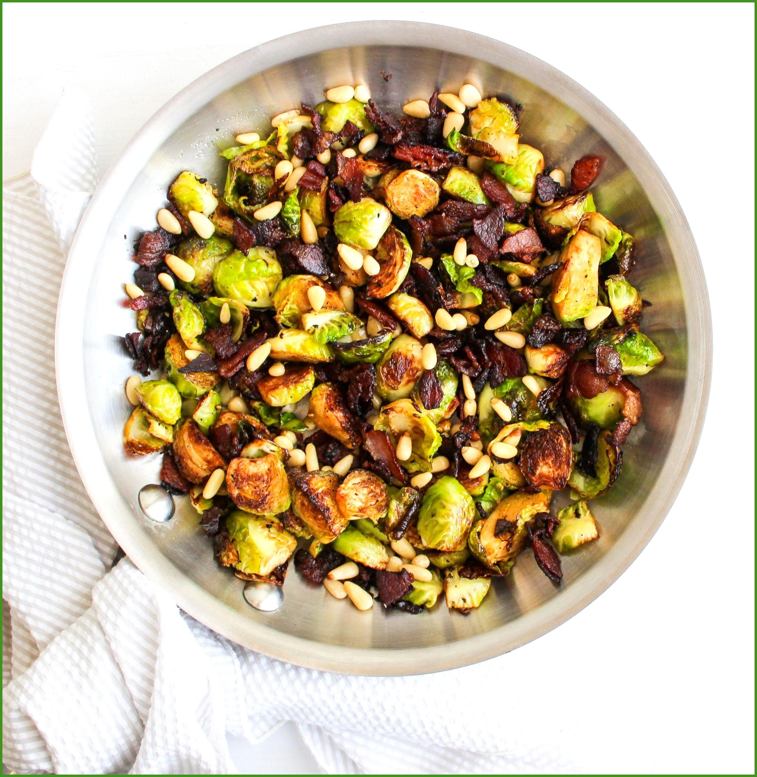 Brussels sprouts with balsamic bacon and pine nuts #buffalobrusselsprouts Brusse ... #buffalobrusselsprouts Brussels sprouts with balsamic bacon and pine nuts #buffalobrusselsprouts Brusse ..., #Bacon #Balsamic #Brusse #BrusselSproutsairfryer #BrusselSproutswhole30 #Brussels #buffalobrusselsprouts #nuts #Pine #Sprouts #buffalobrusselsprouts