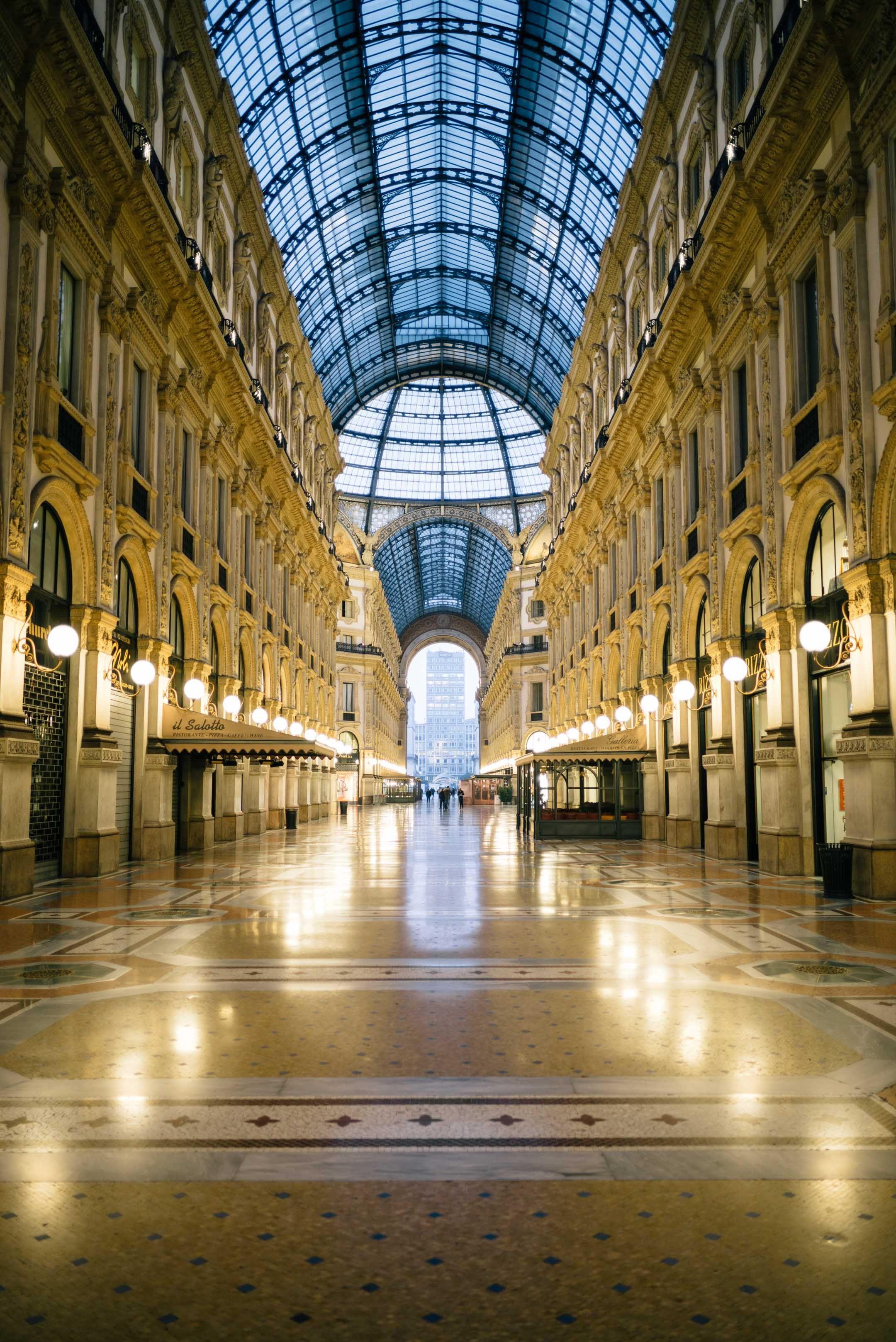 Early Mornings In Milano The Taste Edit Wine Vacation Italian Vacation Galleria Vittorio Emanuele Ii