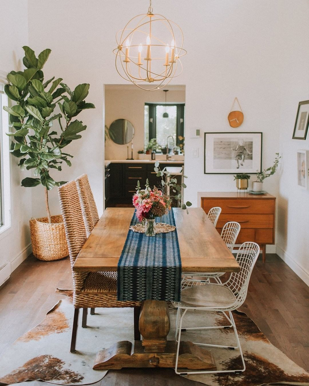The Open And Airy Bohemian Style