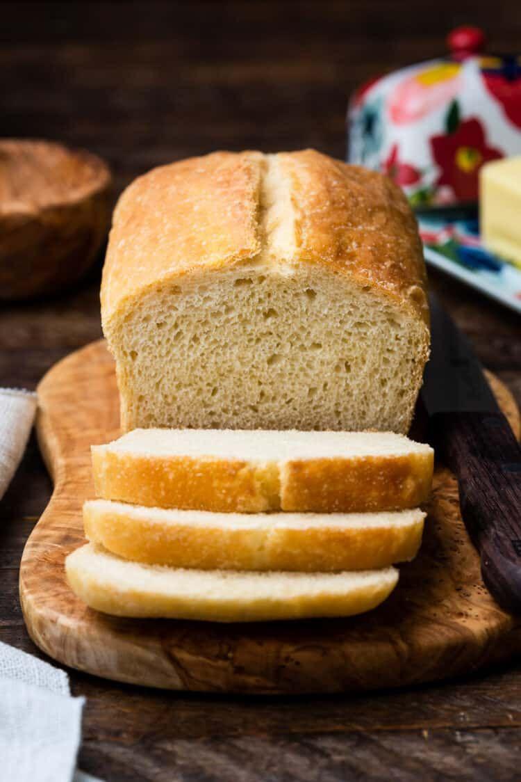 No Knead Buttermilk Bread Dutch Oven Loaf Boules Kitchen Confidante Recipe In 2020 Buttermilk Bread Bread No Knead Bread