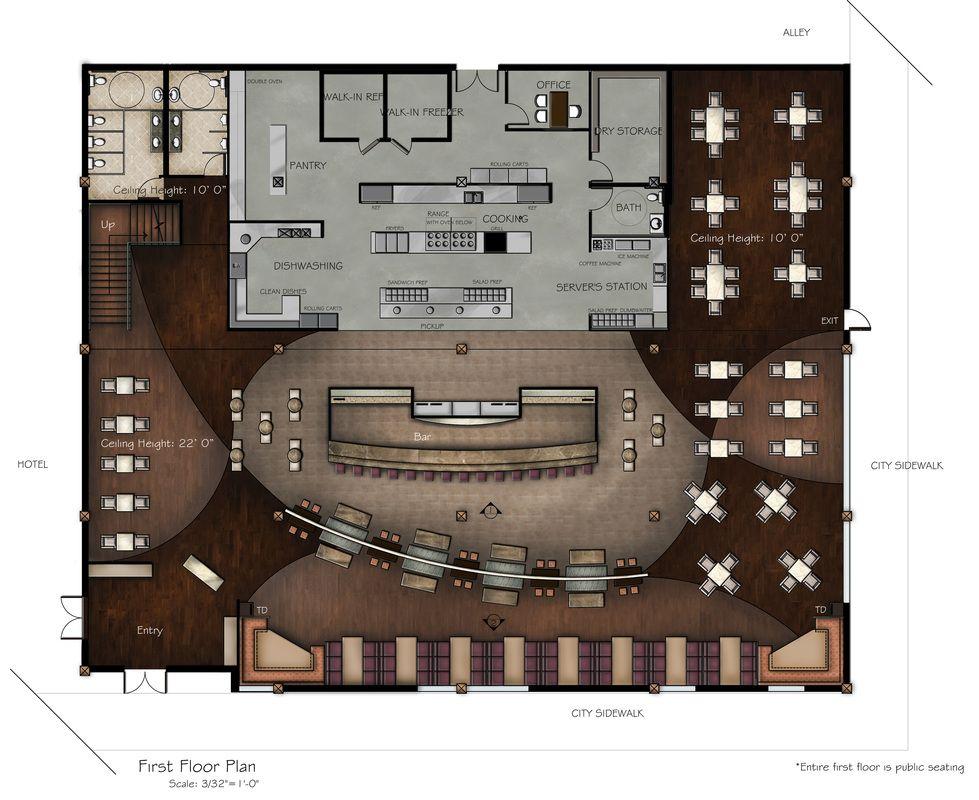 Image Result For Restaurant Photoshop Floor Plan