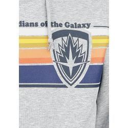 Photo of Guardians Of The Galaxy Logo – Stripes Kapuzenpullover