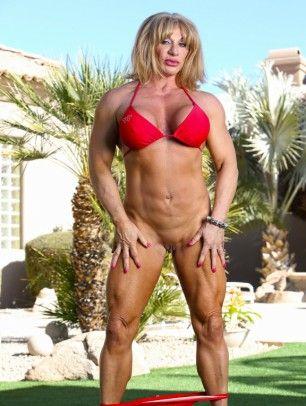 Erotic fbb muscle