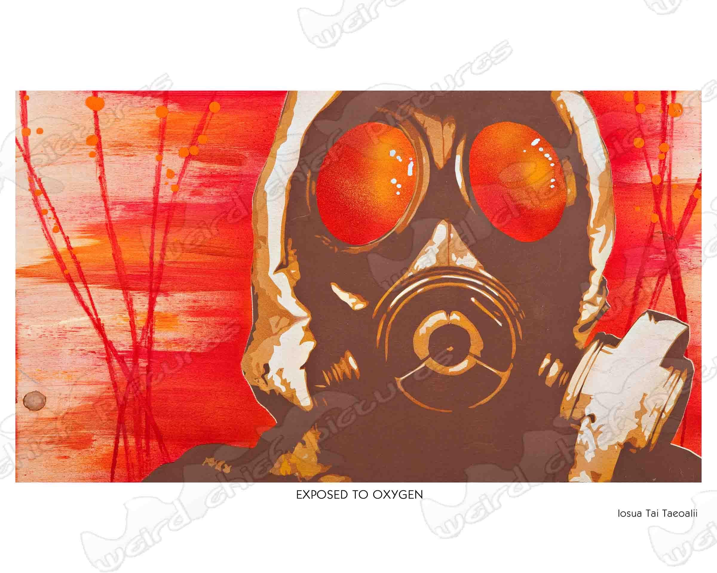 Apocalypse Gas Mask Stencil Art By Tai Stencil Art Art Apocalypse Art