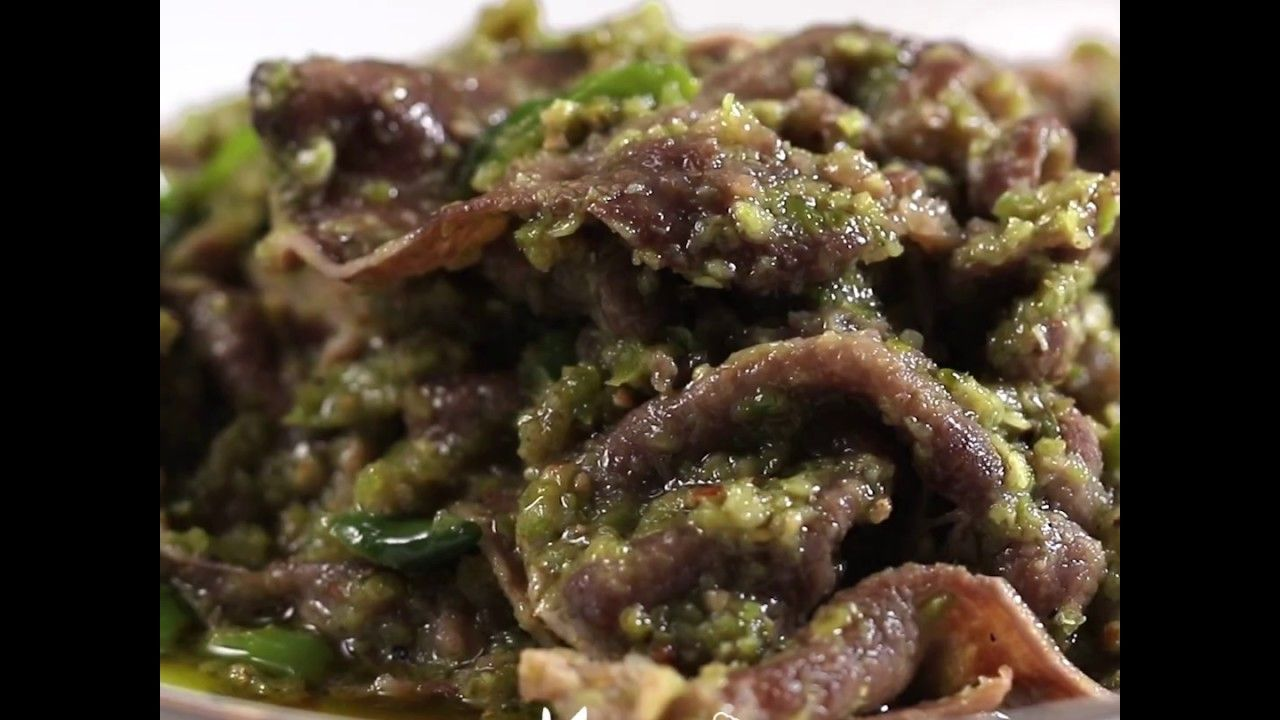 Resep Lidah Cabe Ijo Youtube Makanan Resep Makanan Resep