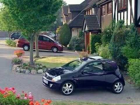 Ford Ka Evil Twin Youtube Evil Wins Im Pinning This With The Question If An Ad Like This Would Even Be Possible Today