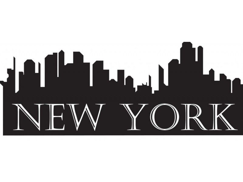 Modern And Contemporary New York Life Vinyl Wall Stickers Http://www.modani