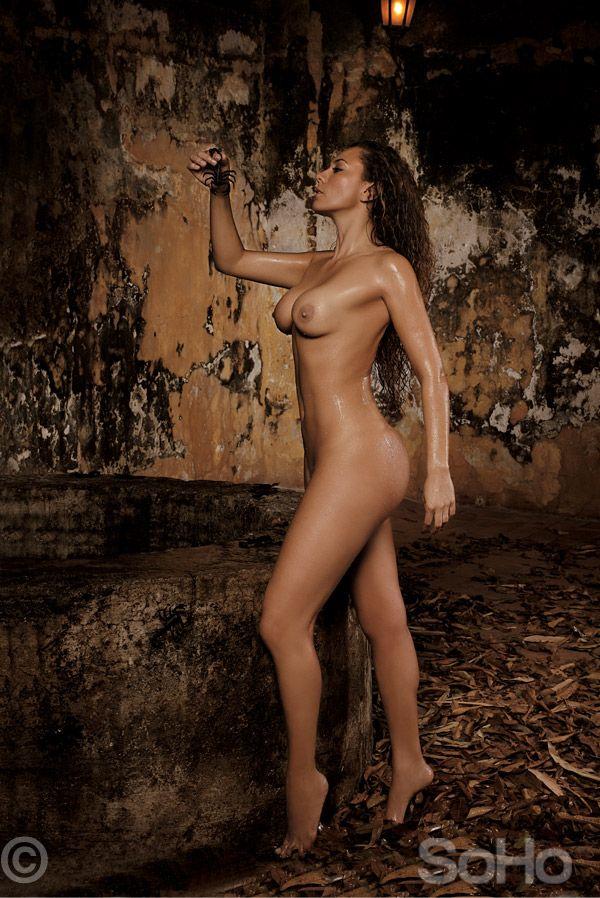 Fotos De Andrea Guzmán Desnuda En El Especial De Gabo Lugares Que