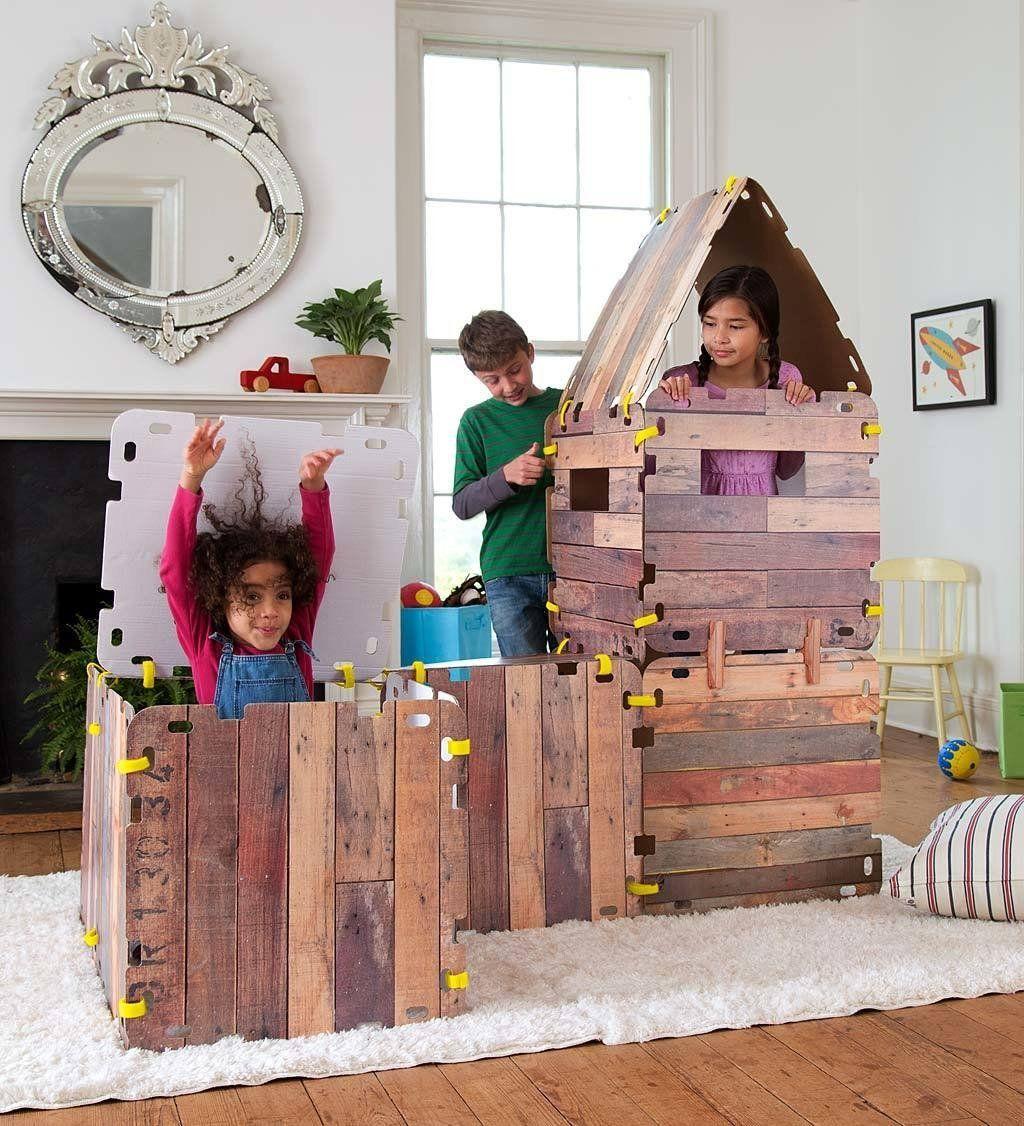 Amazon.com: Fantasy Fort Kit Creative Pretend Play