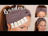 #Anfänger #Bandeau #DIY #für #Haarband #Handmadebyannii