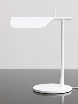 Tab Flos Table And Floor Lamps Date 2007 Manufacturer Flos Materials Aluminium Dimensions 324 X 273 Table White Floor Lamp Floor Lamp Lighting Flos