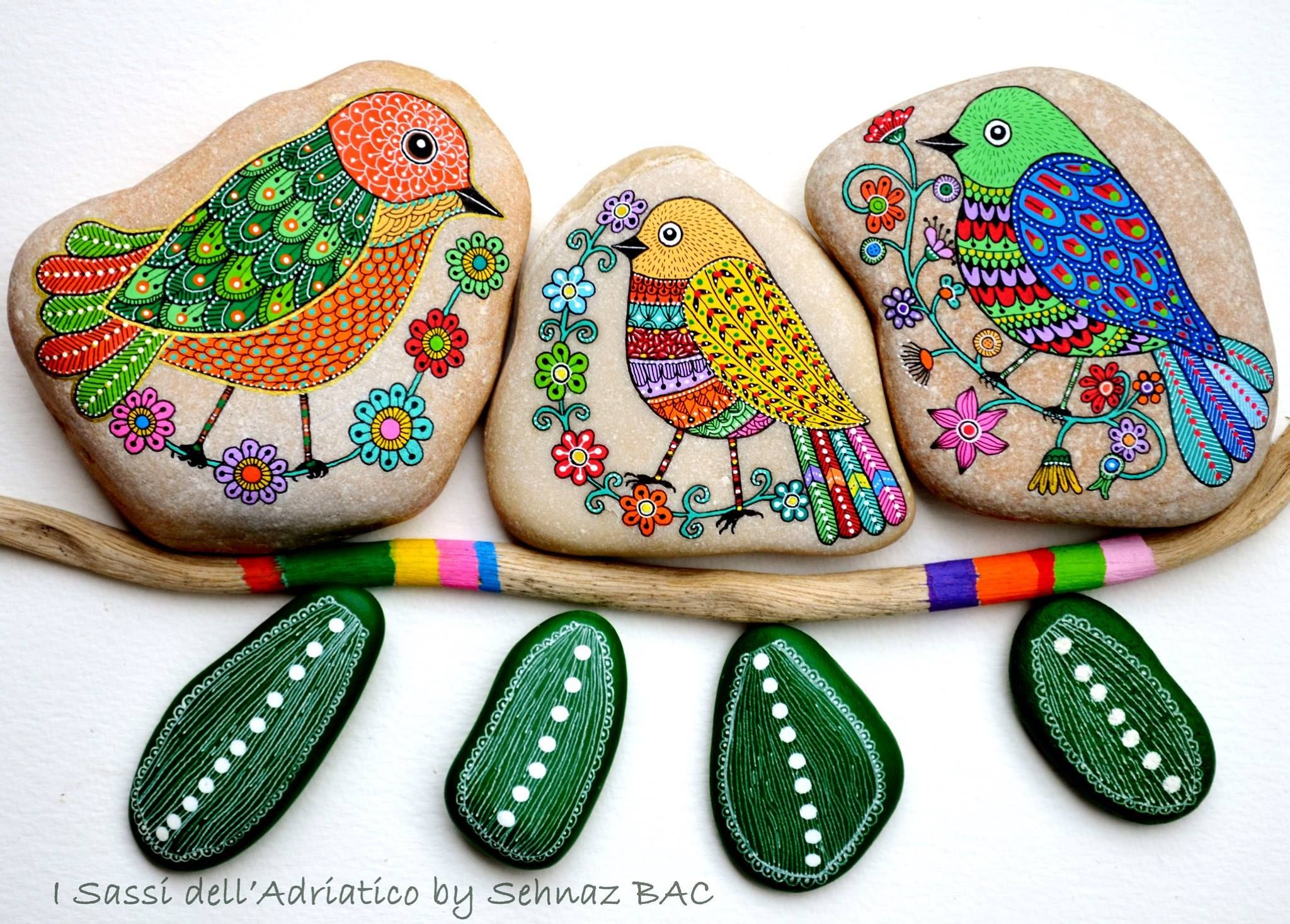 Happiness is ................. #paintedstones