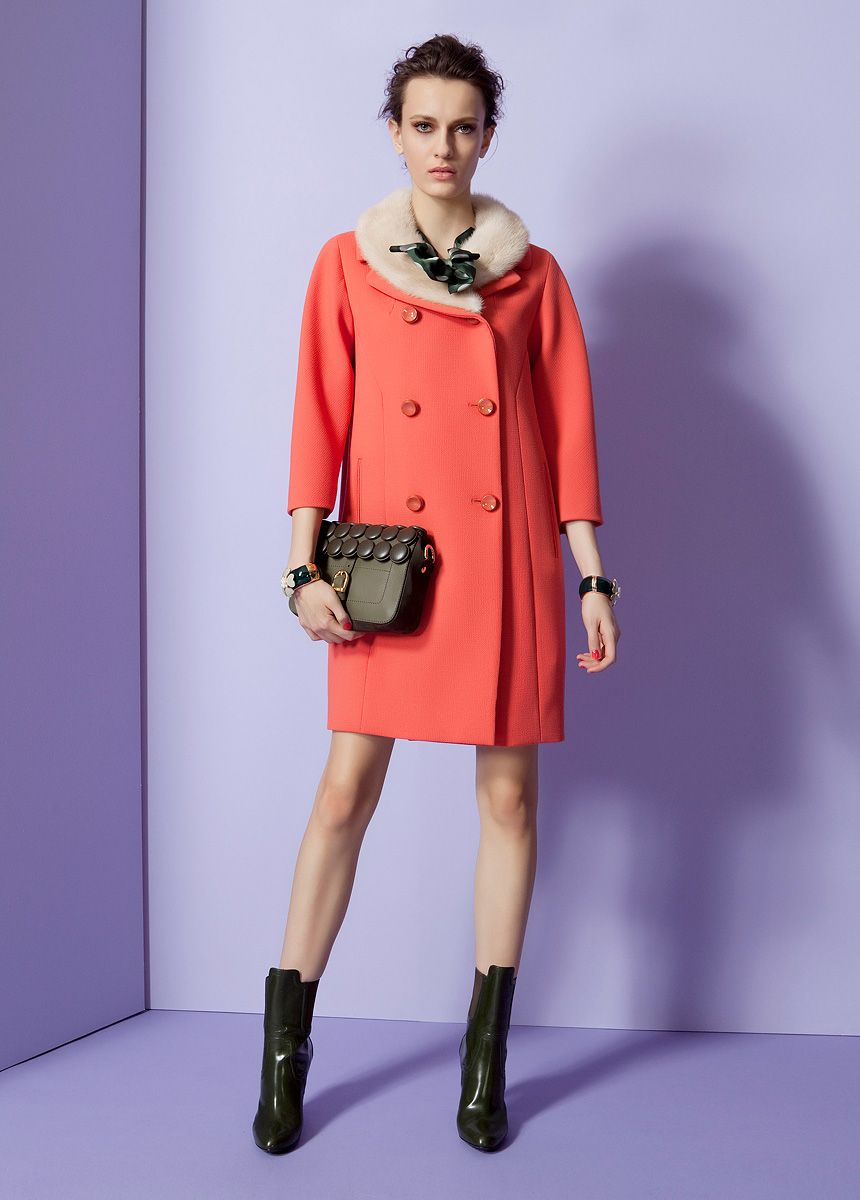 Moschino Pre-Fall 2013 - Review - Fashion Week - Runway, Fashion Shows and Collections - Vogue - Vogue