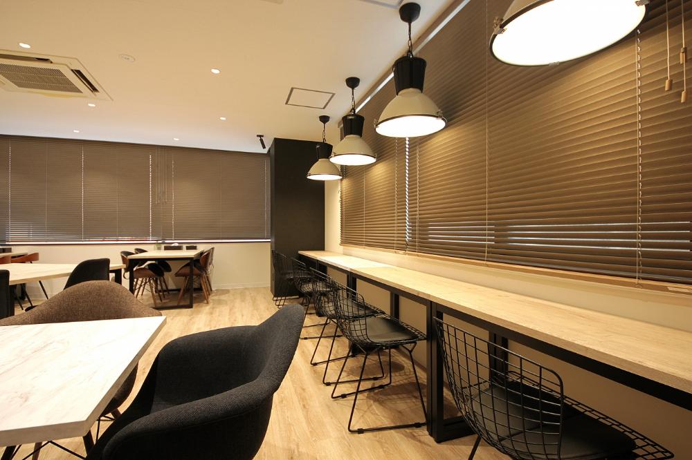 遊び心と機能性を両立 コミュニケーションが取りやすいオフィス