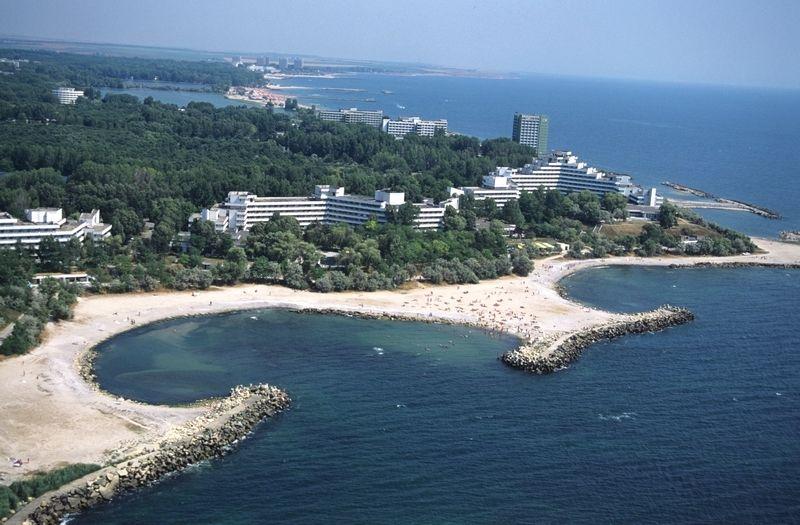 Black Sea Coast Romania Beaches Capaurora Romanian Landscape Tourist Places Travel And Tourism Tourism