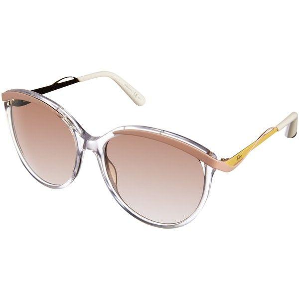 1148b04b75fec Christian Dior Metal Eyes 1 Cat s Eye Plastic And Metal Frame... (£