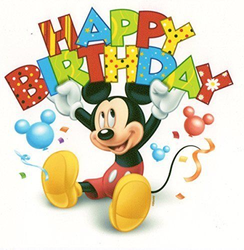 Pin By Jane Maddison On Disney Happy Birthday Disney Happy