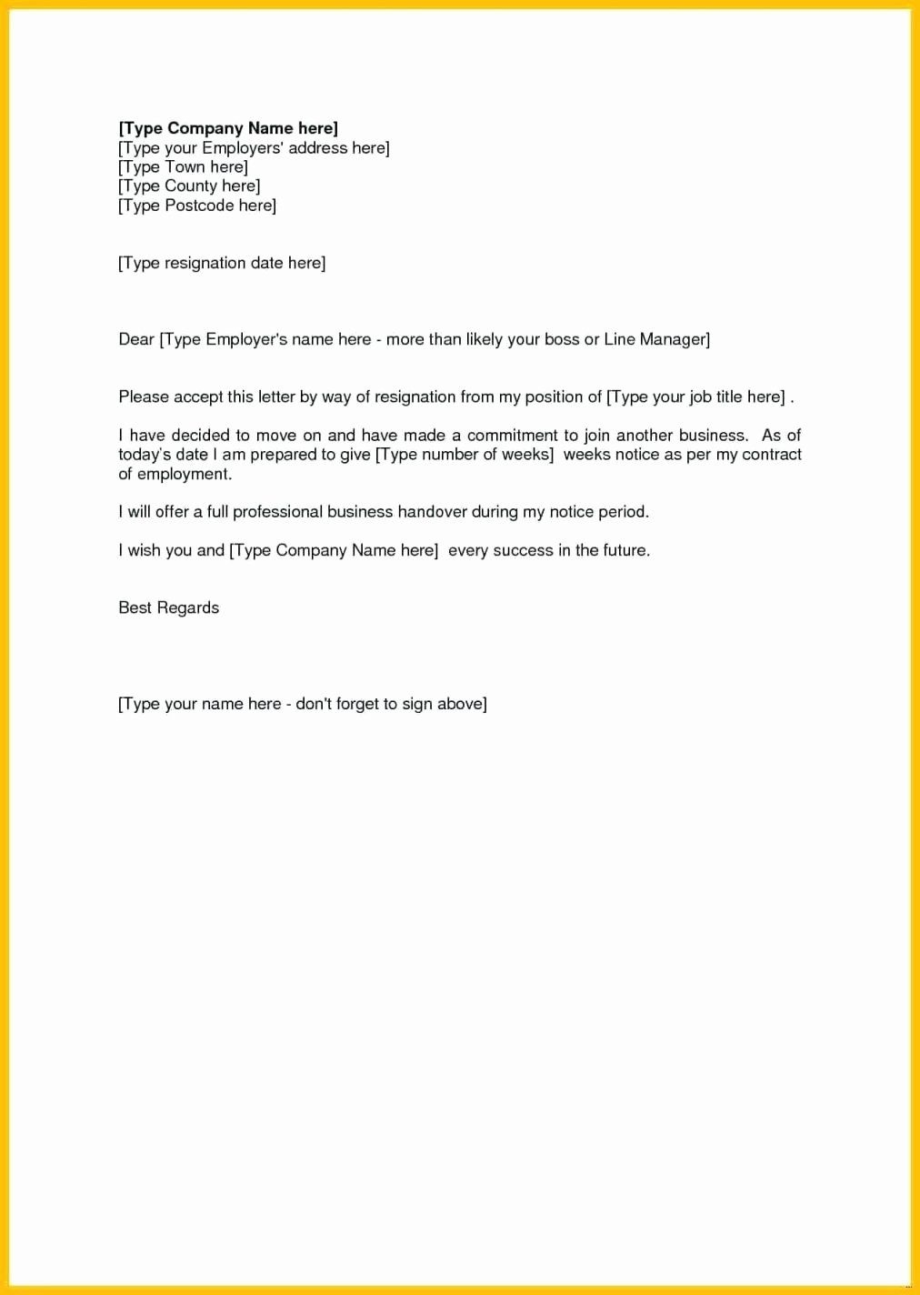 Letter Of Commitment Template Unique 15 Job Mitment Letter Sample Resignation Letter Resignation Letter Format Resume Cover Letter Template Letter of commitment for employment