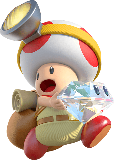 Review Captain Toad Treasure Tracker Toad Mario Kart Super Mario 3d Mario And Luigi