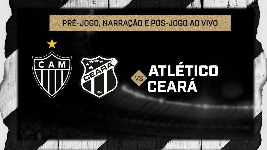 Atletico Mg X Ceara Assistir Ao Vivo Futebol Online E Na Tv Premiere Campeonato Brasileiro Tv Galo Futebol Stats Futebol Online Atletico Mg Futebol