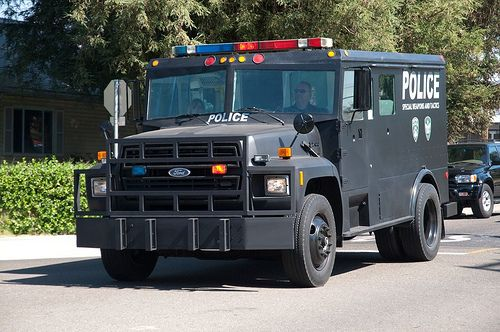 Swat Truck With Images Police Cars Emergency Vehicles Trucks