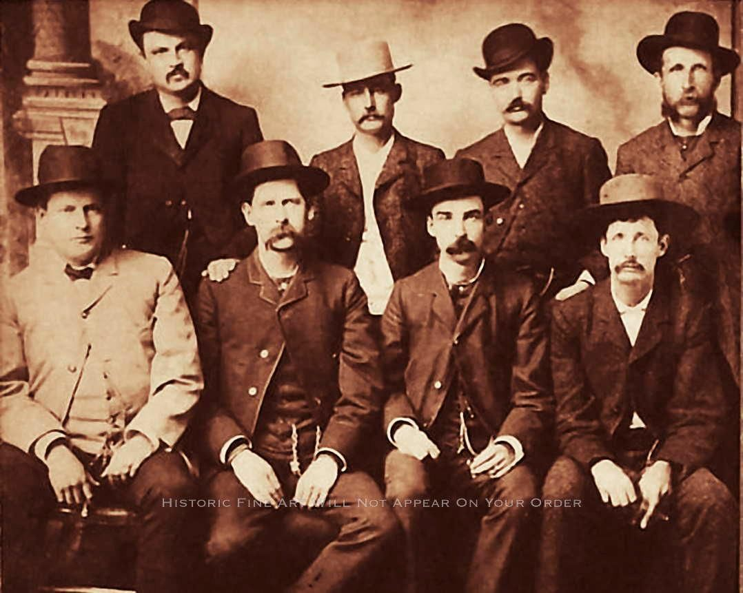 2 Photographs Of Bat Masterson 1853 1921 Taken In 1920 Masterson Celebrity Photos Famous Outlaws
