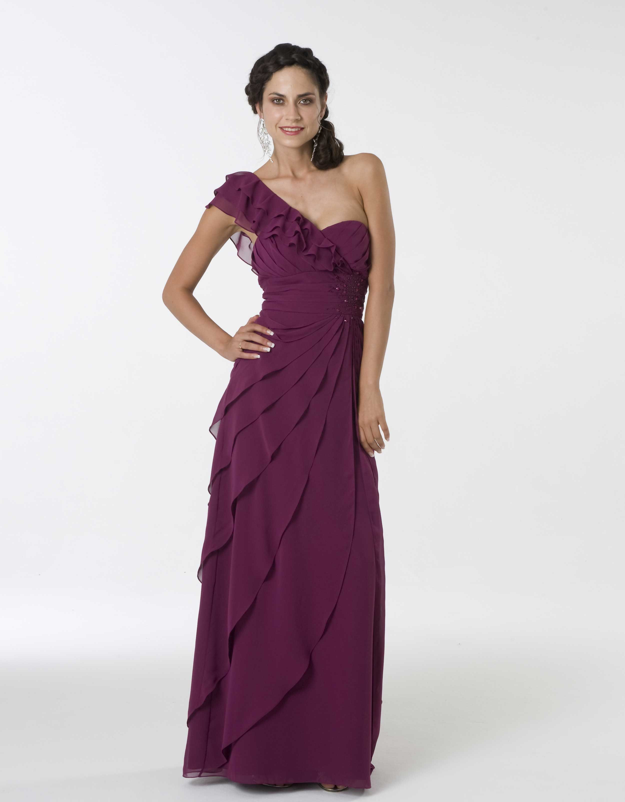 Wedding :: Bridesmaids :: Oscar Vitoni :: Style: bridesmaid dress – VC568 -