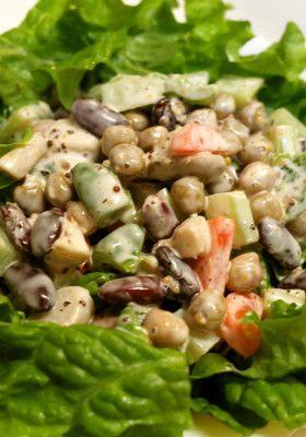 ミックスビーンズの温野菜サラダ by クックDAD [クックパッド] 簡単 ...