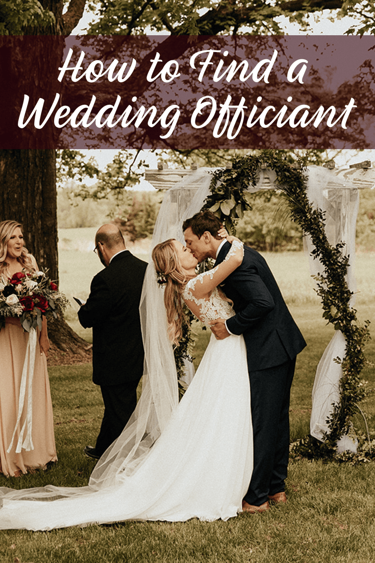 How To Find A Wedding Officiant In 2020 Wedding Officiant Officiants Wedding