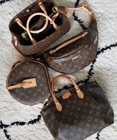 Do you think the Monogram will someday grow out of style? ❤️ . Join our Louis Vuitton community to buy, sell, and chat about authentic Louis Vuitton! Follow the ink in my bio!