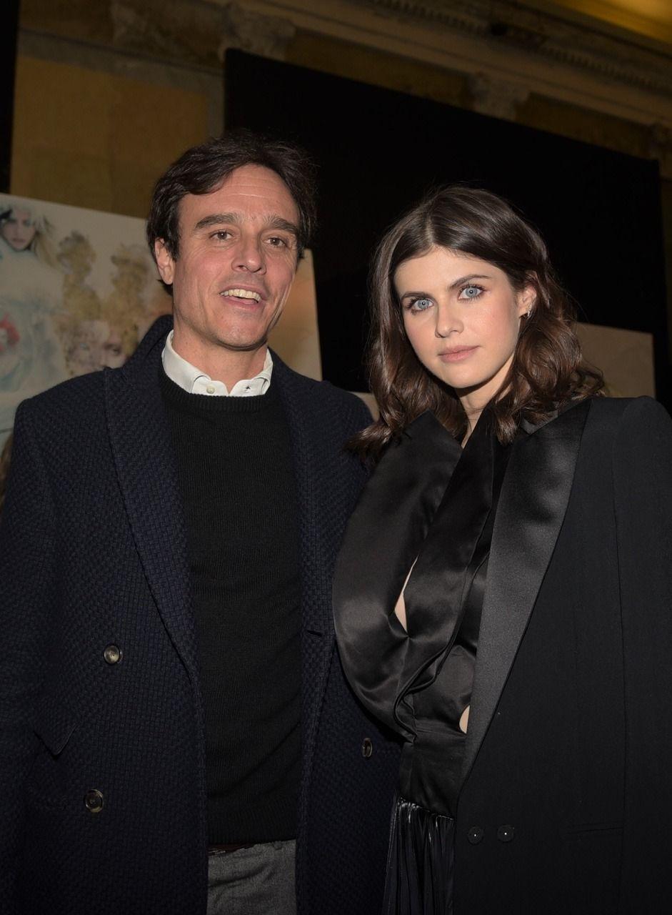 Milan Fashion Week Mfw Alexandra Daddario